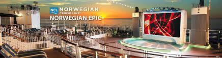 norwegian epic cruise ship 2017 and 2018 ncl epic destinations