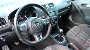 2013 volkswagen gti 4 door 6 speed manual youtube
