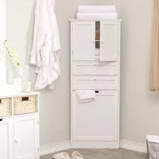 furniture small bathroom floor tile ideas tall narrow storage