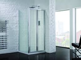 aquadart venturi 6 framed bifold shower door 760 mm from 134 90