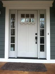 door design how to paint steel front door look like wood