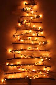 christmas tree sticks christmas lights decoration