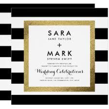 black and white invitations black and white invitations