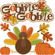 gobble gobble thanksgiving svg cutting files for cricut