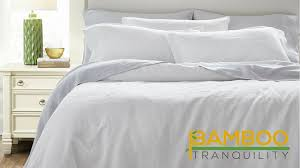 bamboo tranquility high performance bamboo linen bedding by