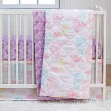 Nursery Bedding Set by Living Dreamscape Air Balloon 3 Pc Crib Bedding Set