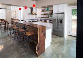 black walnut wood kitchen cabinets live edge black walnut wood countertops farmhouse