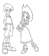 digimon coloring pages coloring