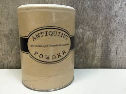 antiquing powder u2013 interiors to inspire