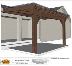the 25 best attached pergola ideas on pinterest pergola
