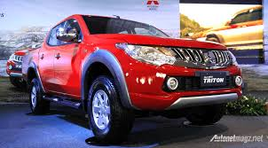 expander mitsubishi red first impression review all new mitsubishi triton 2015 autonetmagz