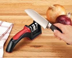 how to sharpen kitchen knives at home kitchen knife sharpener caradoc commerce archive caradoc
