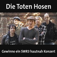 Eventakademie Baden Baden Swr3 Gewinnt Tickets Für Die Toten Hosen Im Exklusiven
