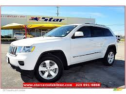 2011 jeep grand white 2011 white jeep grand laredo x package 62194385