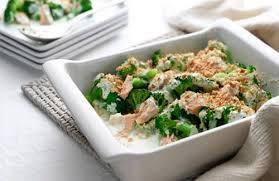 cuisiner brocoli recette gratin aux brocolis et au thon 750g