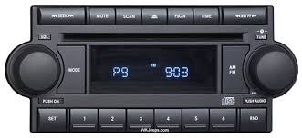 jeep grand sound system jeep grand wk factory audio components