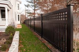 Arch Trellis Fence Panels Modern Style Vinyl Privacy Fence Panels With Arched Pvc Vinyl