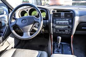 lexus cars interior 2000 lexus gs300 review rnr automotive blog