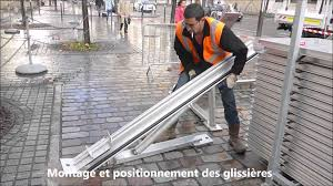 Protection Porte Inondation by Esthi K System Bercy Youtube