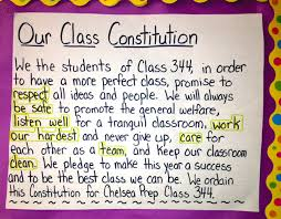 we the people a constitutional approach to classroom rules