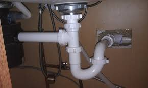 plumbing in a kitchen sink replumbing an improper trap home improvement stack exchange blog