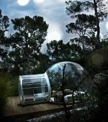 chambre bulles des chambres d hôtel en forme de bulles