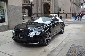 black bentley sedan 2014 bentley continental gt information and photos zombiedrive