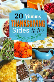 easy thanksgiving sides 20 thanksgiving side dish recipes
