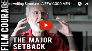 Film Major Meme - screenwriting structure a few good men script analysis the major