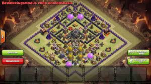 image clash of clans xbow kydoimos th 9 clan wars base inspired by top th10 u0027s