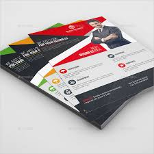 19 business flyer templates free psd vector ai eps format