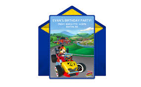 birthday party invitations printables and crafts family disney com