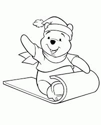 drawing winnie pooh coloring