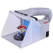 master airbrush brand portable hobby airbrush spray booth