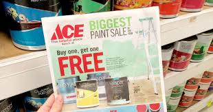 ace hardware annual report buy one get one free paint sale at ace hardware hip2save