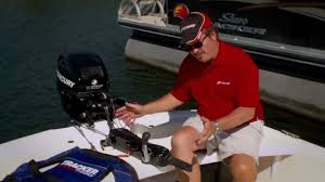 the merc professor on mercury marine u0027s big tiller season 8