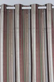 Multi Colored Curtains Vezo Home Multicolored Stripes Velvet Window Treatment Curtains