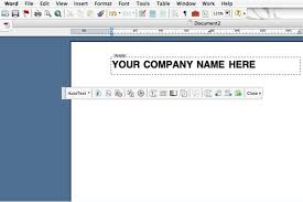 microsoft word 2010 creating a business letter with letterhead and