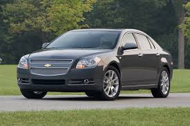 2009 chevrolet malibu information and photos zombiedrive
