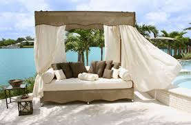 Outdoor Lounge Chair With Canopy Outdoor Bed Canopy Wondrous Ideas Romantic Outdoor Canopy Beds 02