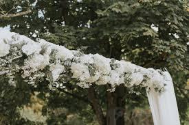 Arche Fleurie Mariage Mariage Festif