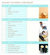 printable house cleaning schedule house cleaning schedule template cheap sle house cleaning