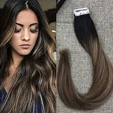 balayage hair extensions shine 22 inch hair extensions glue in balayage