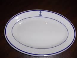 Nautical Themed Dinnerware Sets - wardroom officer us navy dinnerware nautical antique tableware or