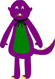 barney the pinhead dinosaur by sonic4hire on deviantart