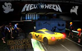 Halloween Monster Games by Halloween Car Taxi Monster 3d Android Apps On Google Play