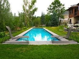 lap pool spa u2014 home landscapings lap swimming pools experience