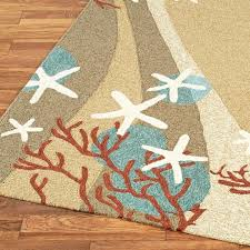 Coastal Indoor Outdoor Rugs Coral Waves Coastal Runner Rugs Indoor Outdoor Rug Images 72
