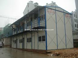 prefabricated house qingdao doublegrand metal products co ltd