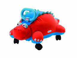Little Tikes Toy Storage Amazon Com Little Tikes Pillow Racers Dino Toys U0026 Games
